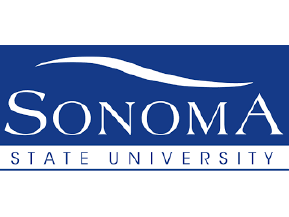 Sonoma State University logo for resources page