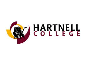Hartnell College logo for resources page